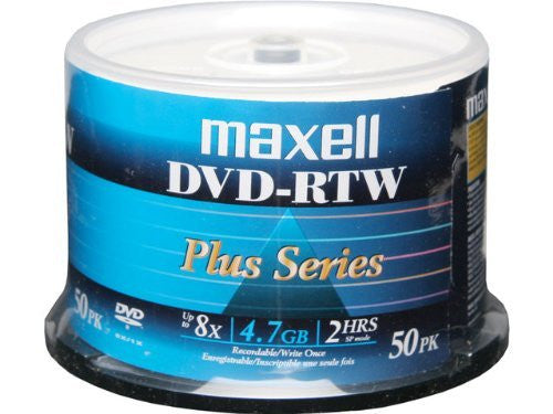 MAXELL DVD-R GP WHITE THERMAL HUB 8X PTC, 635079