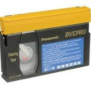PANASONIC DVCPRO HEAD CLEANER, Medium - AJ-CL12MP