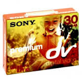 SONY MINI DV 30MIN NO CHIP - DVM30