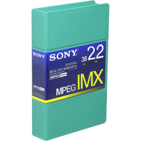 SONY MPEG IMX BCT-22MX SMALL - BCT-22MX