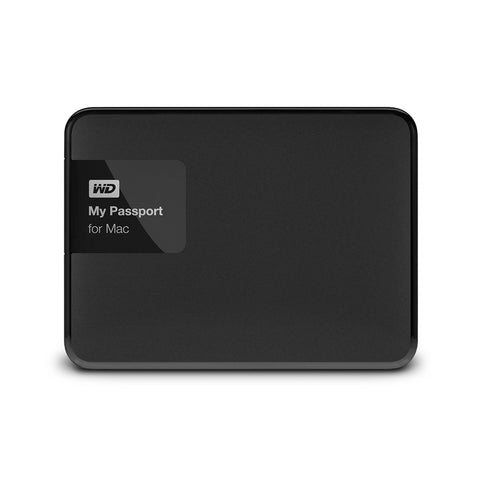 Western Digital WD 2TB My Passport USB 3.0 Portable Hard Drive for Mac, EMPRESS #WDBCGL0020BSL-NESN, MFR# WDBCGL0020BSL-NESN