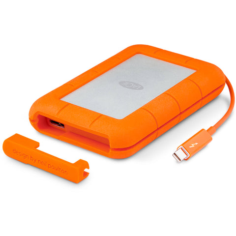 Lacie  1TB Rugged Thunderbolt Mobile HDD #STEV1000400