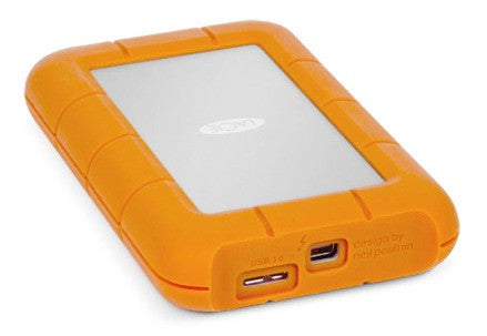 Lacie 2TB Rugged Thunderbolt Mobile HDD,  #STEV2000400