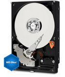"Western Digital WD Blue 500GB 7200 RPM 16MB Cache SATA 6.0Gb/s 3.5"" Internal Hard Drive Bare Drive"