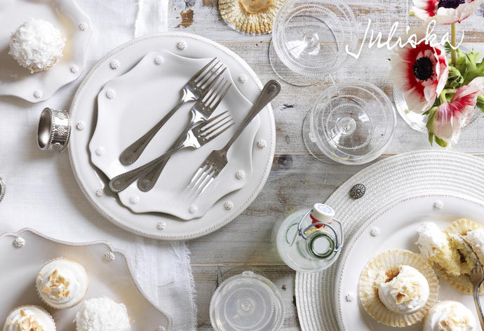 Life in Style 101: The Perfect White Plate