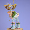 Patience Brewster by MacKenzie-Childs, Dash Away Mini Dasher Ornament