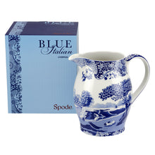 Load image into Gallery viewer, Spode Blue Italian Pitcher