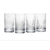 Soho Crystal Set of 4 Highballs