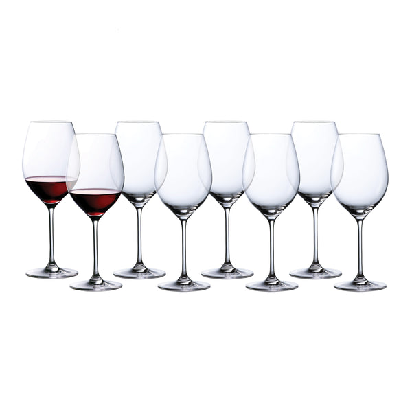 Marquis by Waterford Moments Red Wine Set of 8 Monica & David