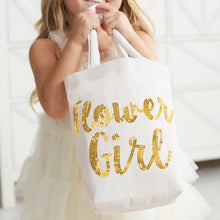 Load image into Gallery viewer, Flower Girl Tote