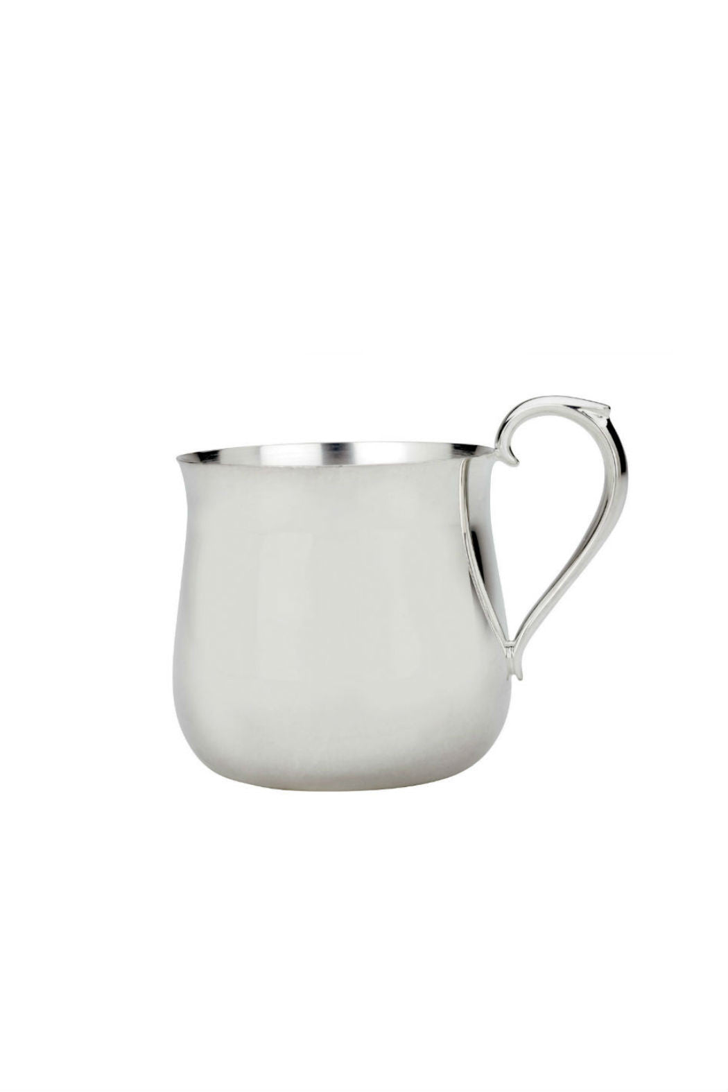 Pelham Silver Baby Cup - New Orientation