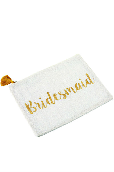 Bridesmaid Carry All Case