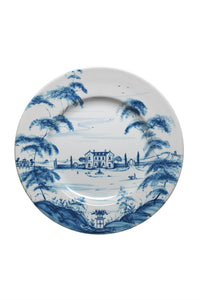 Juliska Country Estate Delft Blue Dinner Plate - New Orientation