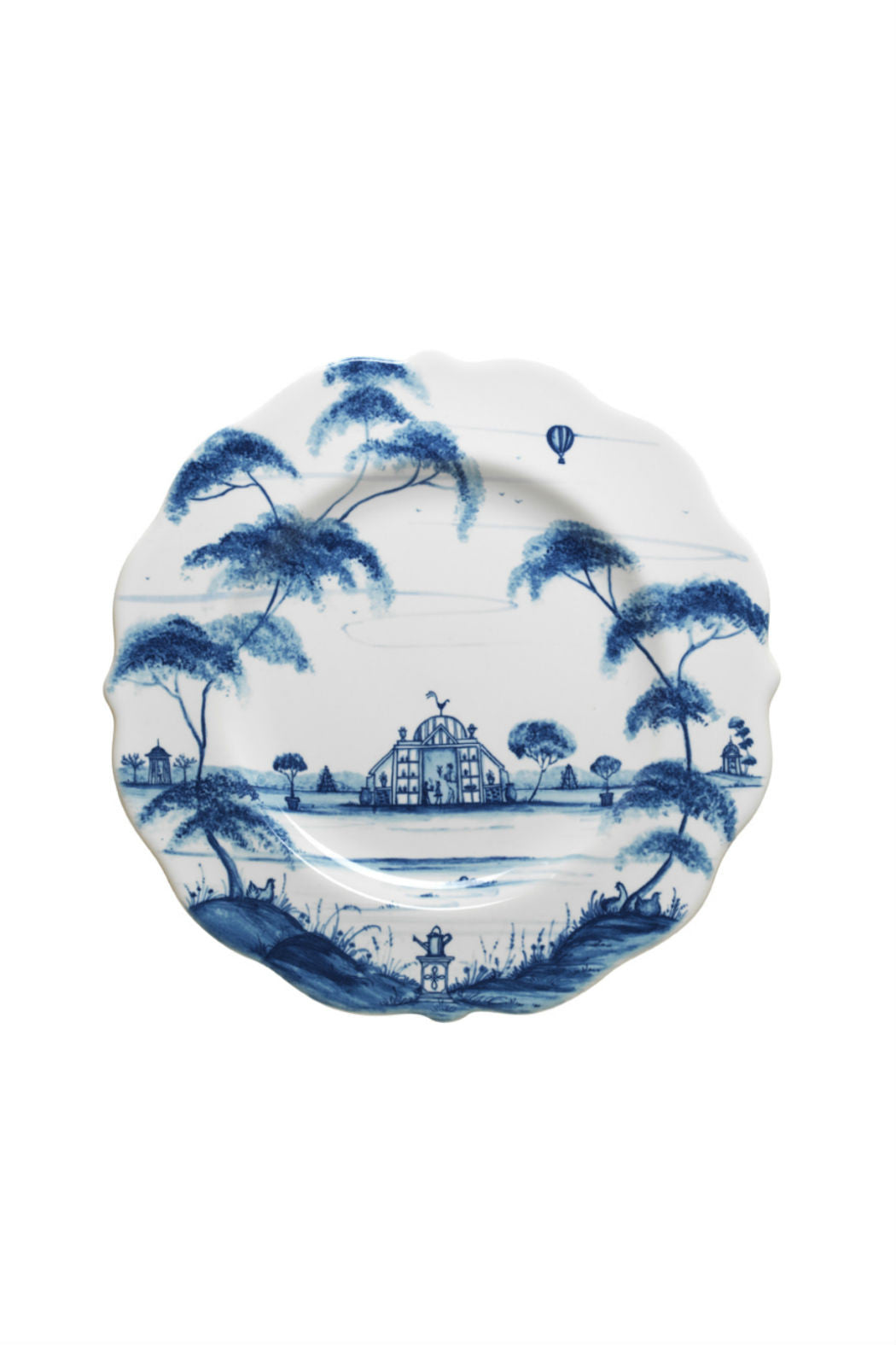 Juliska Country Estate Delft Blue Salad Plate - New Orientation