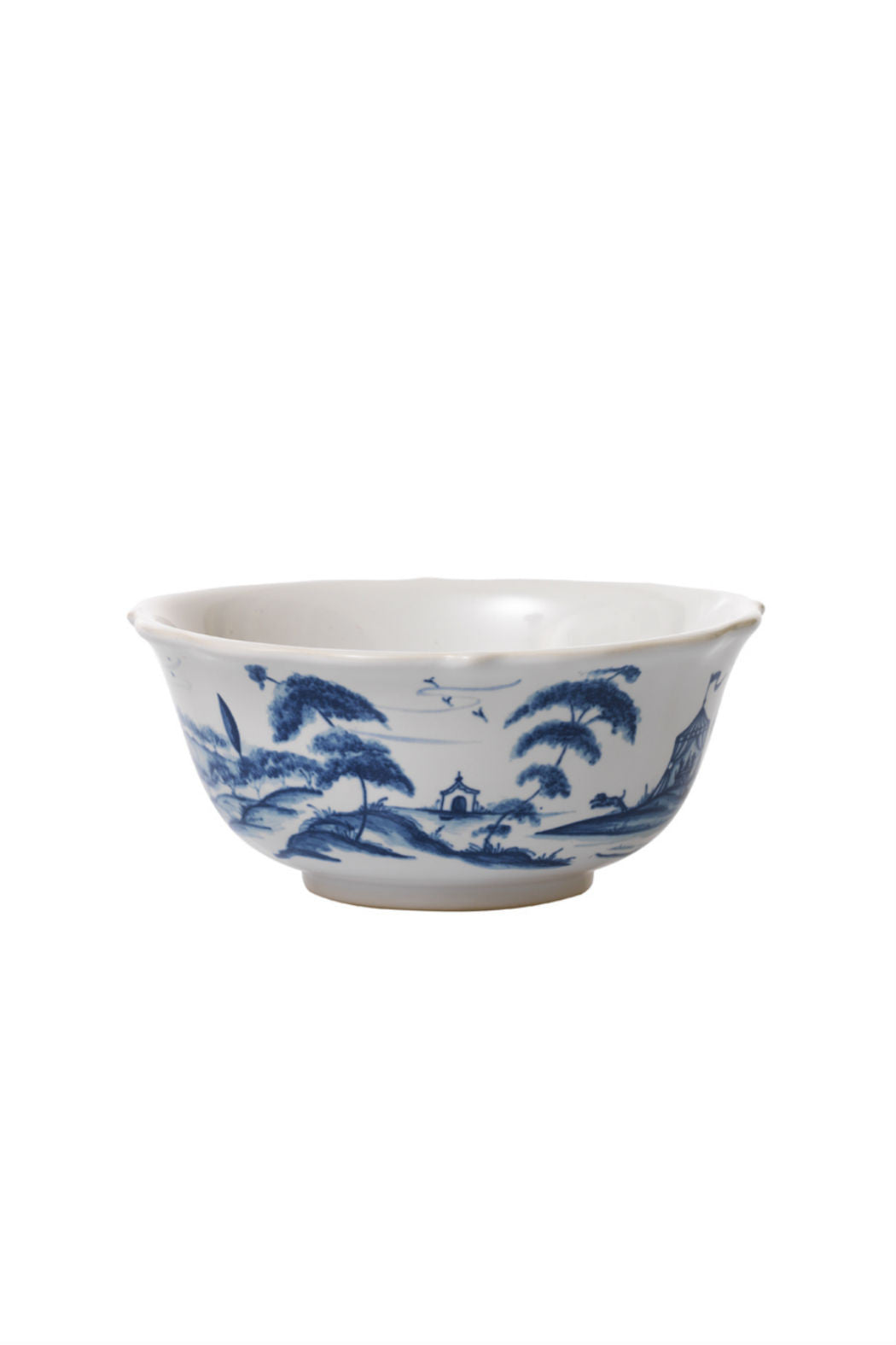 Juliska Country Estate Delft Blue Cereal Bowl - New Orientation