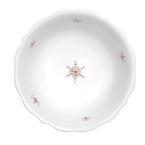 Juliska Country Winter Frolic Ruby Cereal Bowl - New Orientation  - 1