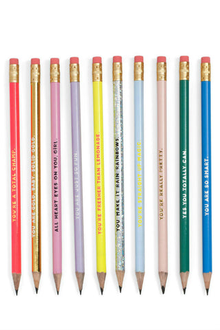 Ban.do Perfect Compliment Pencils