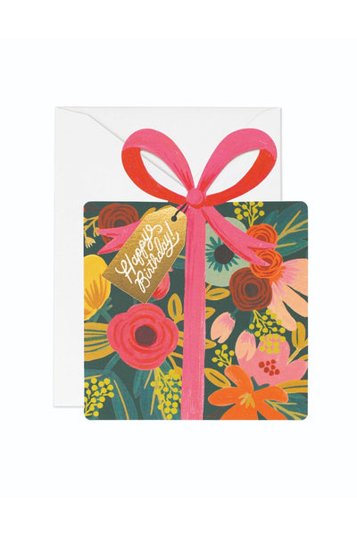 Rifle Paper Co. Birthday Present Card