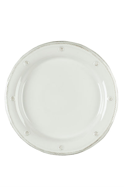 Juliska Berry and Thread Whitewash Dinner Plate - New Orientation