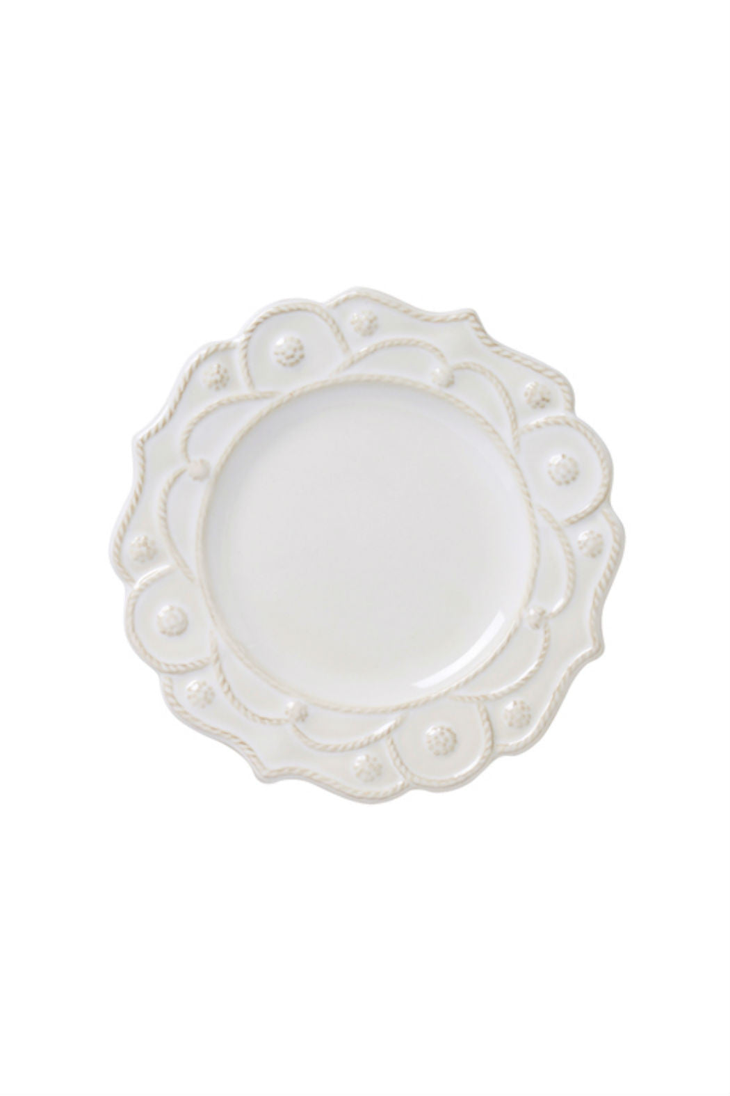 Juliska Jardins du Monde Whitewash Side Plate - New Orientation