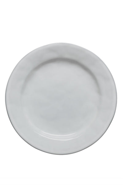 Juliska Quotidien White Truffle Dinner Plate - New Orientation