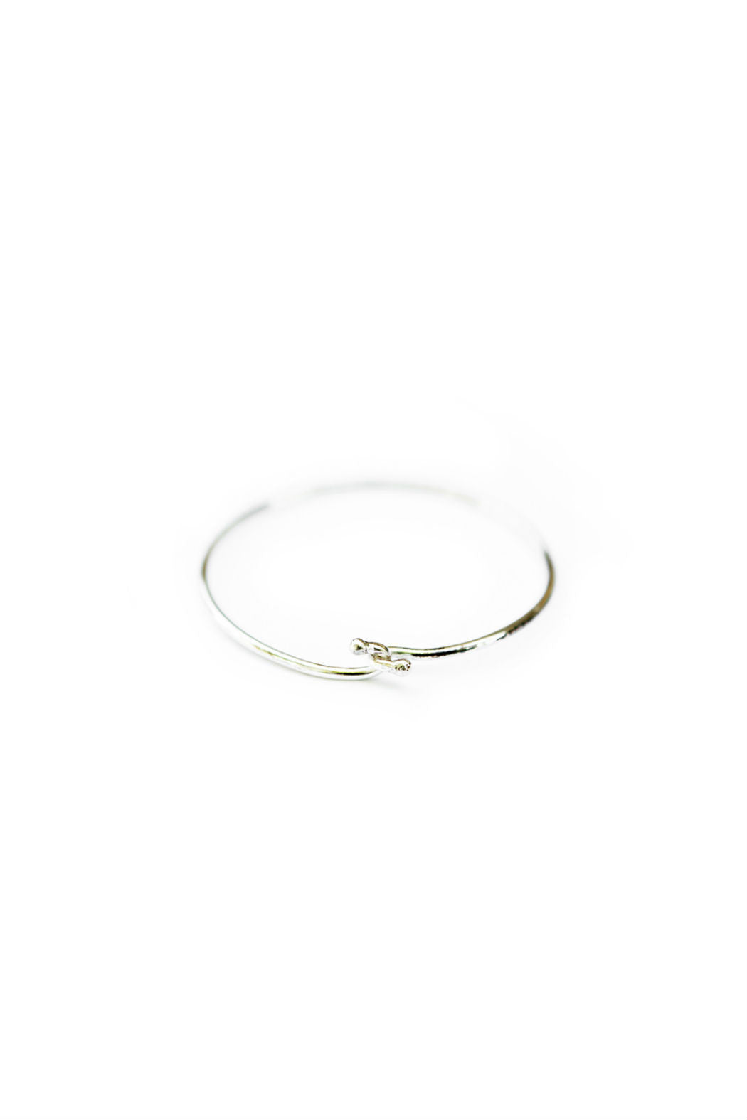 Sterling Silver Childs Knot Bracelet - New Orientation