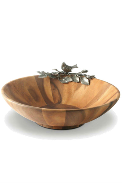 Song Bird Serving Bowl