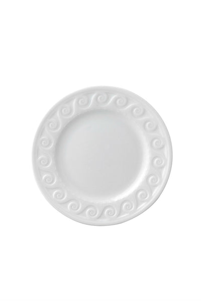 Bernardaud Louvre Bread & Butter Plate -White Everyday New Orientation