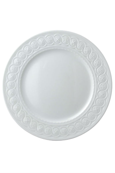 Bernardaud Louvre Dinner Plate White Everyday Dishes- New Orientation