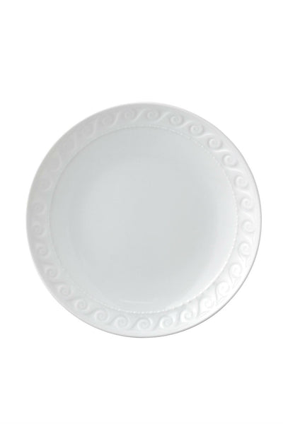 Bernardaud Louvre Individual Pasta Bowl White Everyday Dishes- New Orientation