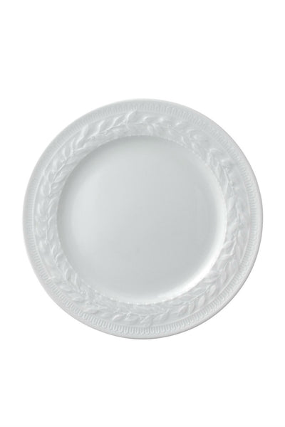Bernardaud Louvre Salad Plate White Everyday Dishes - New Orientation