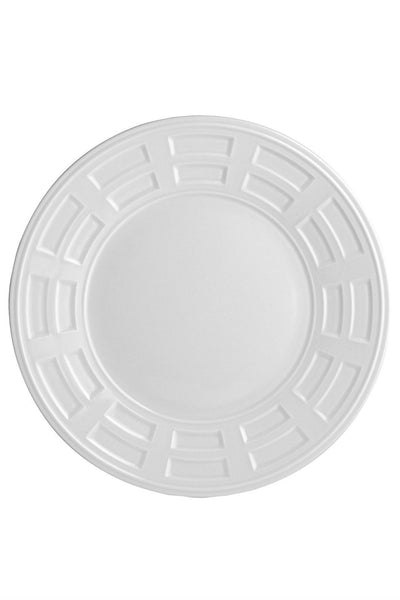 Bernardaud Naxos Dinner Plate White Everyday dishes- New Orientation