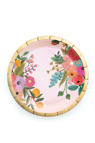 Rifle Paper Co. Garden Party Large Paper Plates