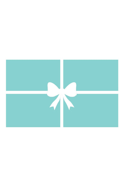 Gift Card, Always a Perfect Gift