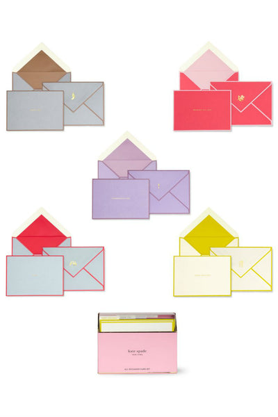 Kate Spade All Occasion Assorted Card Set