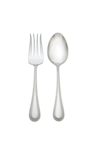 Reed & Barton Lyndon 2 Piece Salad Servers Monica & David