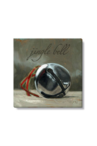 Jingle Bell Canvas Print