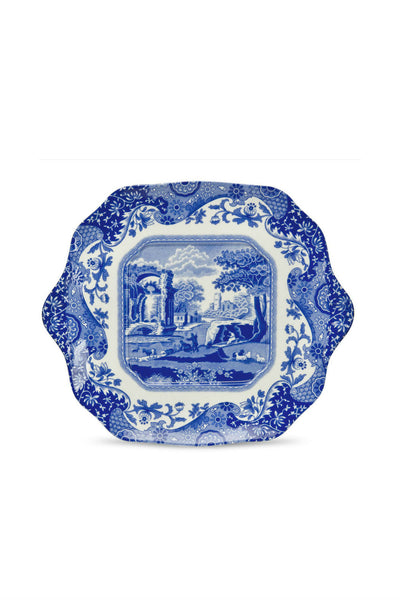 Spode Blue Italian Accent Plate
