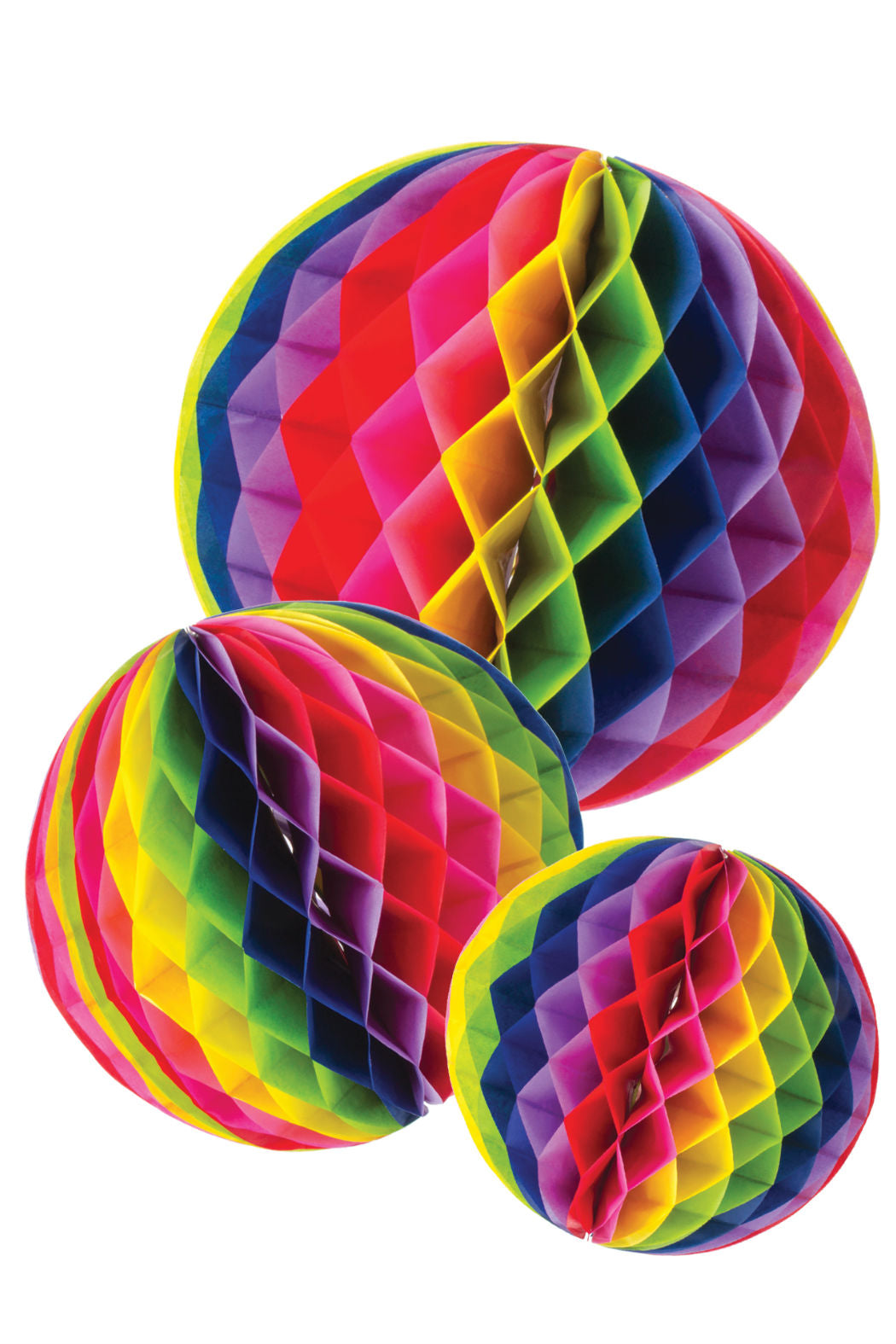 Honeycomb Tissue Balls