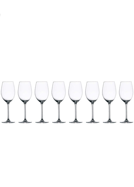 Marquis by Waterford Moments White Wine Set of 8 Monica & David