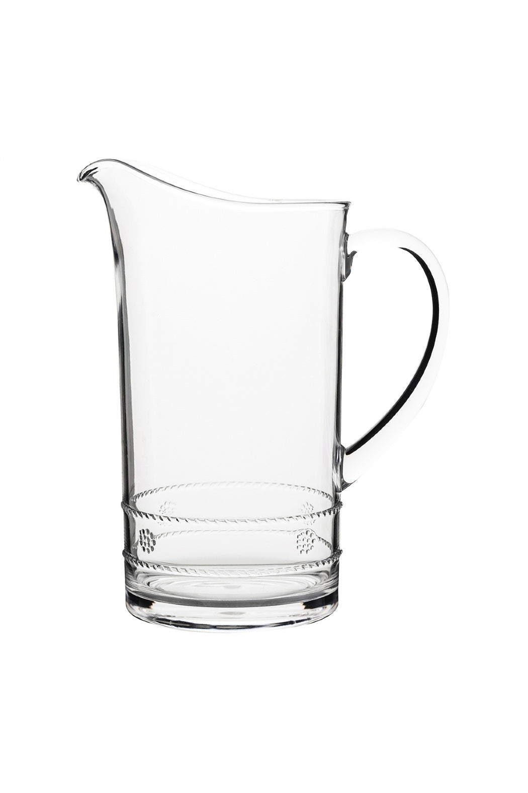 Juliska Isabella Acrylic Pitcher For Olivia & Jacob