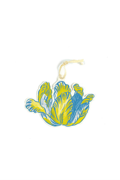 Jardiniere Gift Tag