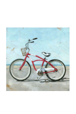Beach Cruiser Canvas Print
