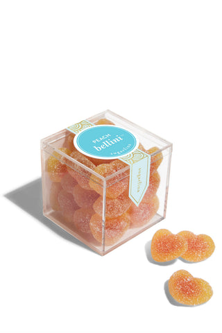 Sugarfina Peach Bellini Hearts