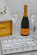 Load image into Gallery viewer, Dom Perignon Champagne Tray