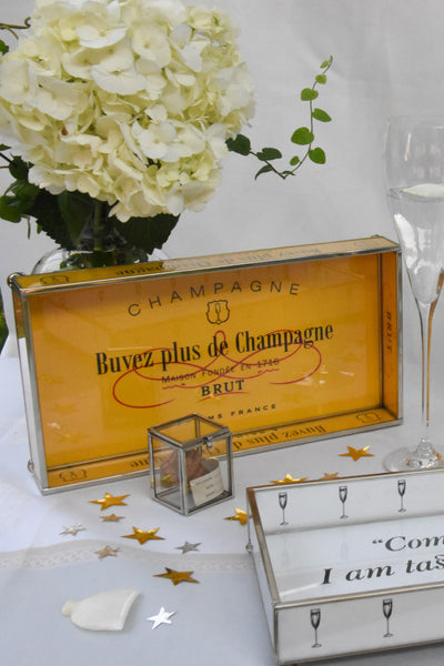 Champagne Brut Tray