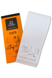 The New Yorker Cat Notepad