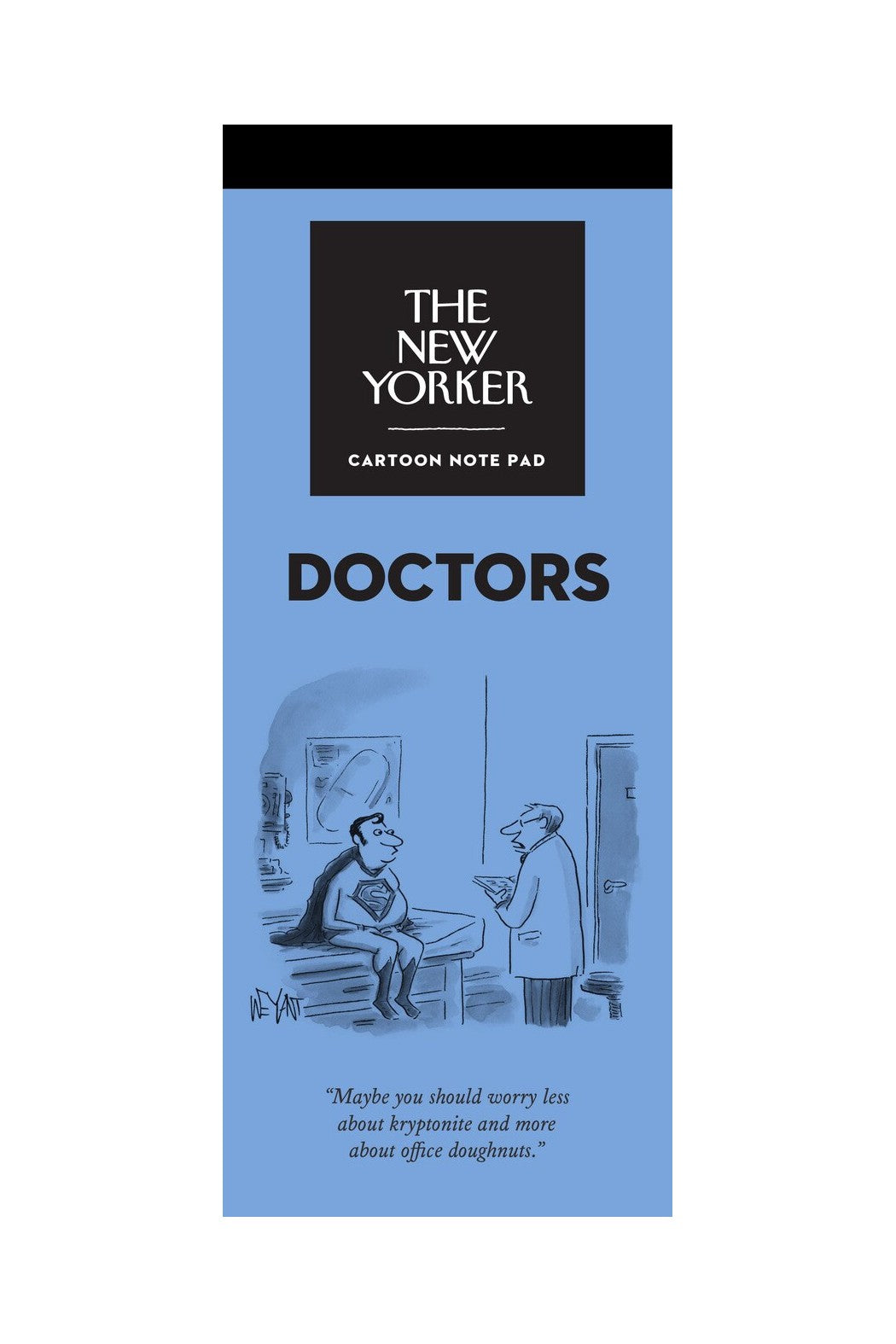 The New Yorker Doctors Notepad