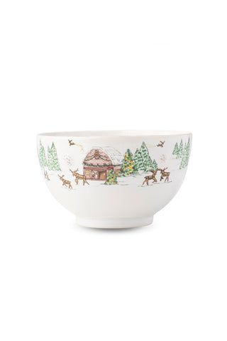 Juliska Berry and Thread North Pole Cereal Bowl