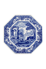 Load image into Gallery viewer, Spode Blue Italian Octagonal Plate